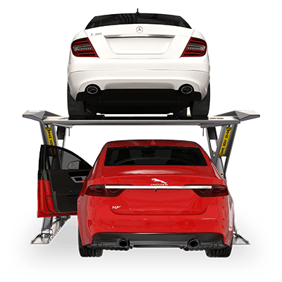 Autostacker PL-6SRX - Extra-Wide Parking Lift- BendPak