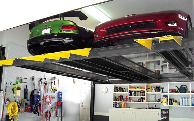 BendPak Car Storage Lift, Double Wide
