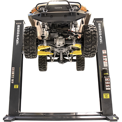 Rc4wd Officially Licensed Bendpak Xpr 9s Two Post Lift