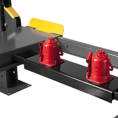 JP-6 Telescoping Sliding Jack Platform for 4-Post Lifts