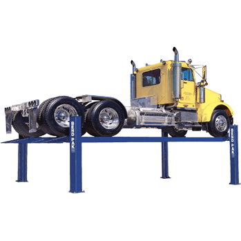 BendPak HDS-35X heavy-duty four post lift