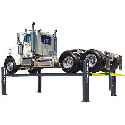 HDS-40 Four-Post Truck Lift by BendPak