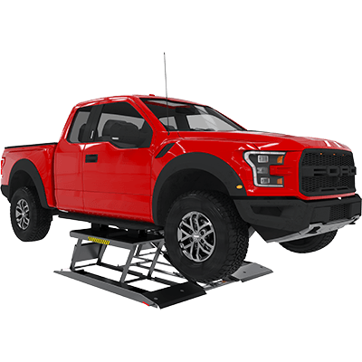 LR-10000 Low-Rise Lift with 10,000-lb lift capacity by BendPak