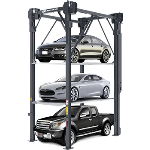 PL-14000 Triple Stacker Parking Lift  auto stacker parking car lift