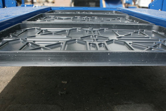 Four Post Lift >> New Polypropylene Drip Trays for Four-Post Car Lifts ...