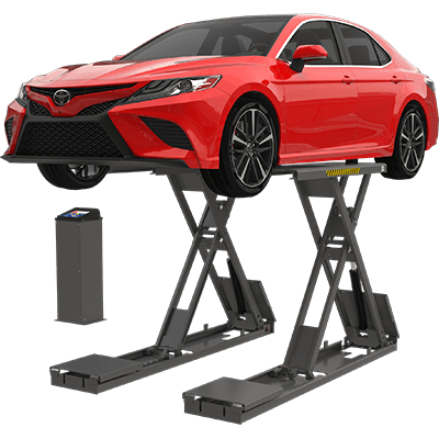 SP-7XLF Scissor Lift - Flush-Mount Car Lift - BendPak