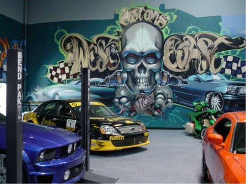 World Famous West Coast Customs