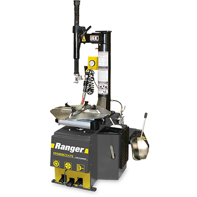 R980XR Tire Changer / Swing Arm / 30 Capacity
