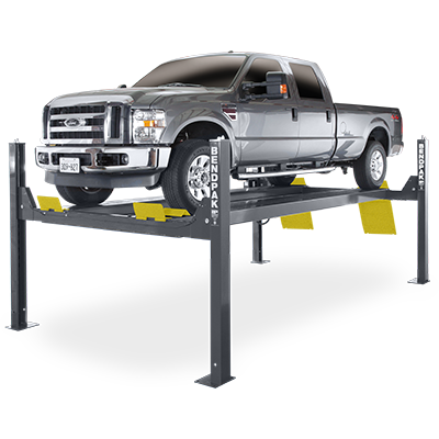 HDS-14X 14,000-lb. Capacity / Four-Post Lift / Extended / Limo Style