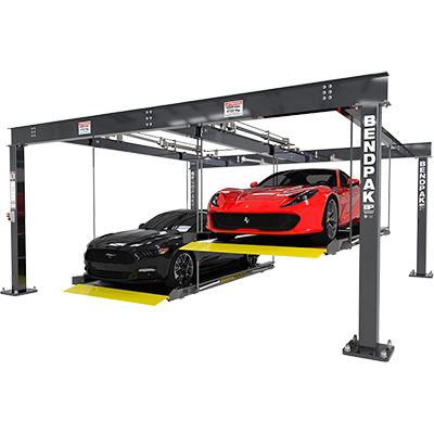 PL-6KDTX 6,000-lb. Capacity / Parking Lift / Independent Platforms / Extra-Wide / SPECIAL ORDER