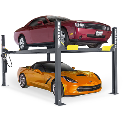 HD-9 Series 9,000-lb. Capacity / Four-Post Parking Lift