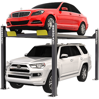 Garage Lifts, 4-Post Car Lifts, Four Post Car Lifts, Auto Lifts