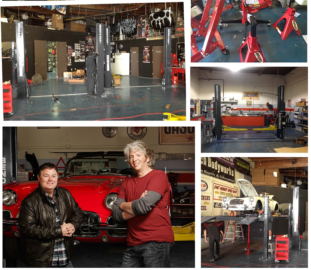 Wheeler Dealers TV Show Discovery