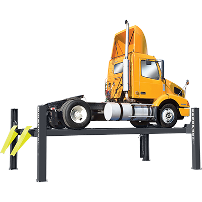 HDS-27 27,000-lb. Capacity / Four-Post Lift / Standard