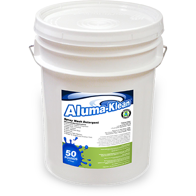 Soap / 50 lbs. ALUMA-KLEAN Spray-Wash Detergent / 50 lbs.
