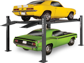 Four-Post Car Lifts