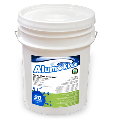 Parts Washer Soap / 20 lbs. ALUMA-KLEAN Spray-Wash Detergent / 20 lbs.