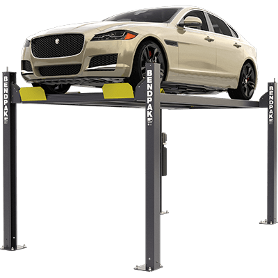 HD-7W 7,000-lb. Capacity / Wide Car Lift / High Rise