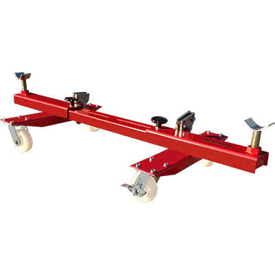 RCD-2V 4,400-lb. Capacity Vehicle Dolly