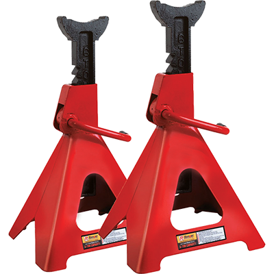 RJS-6T 6-Ton Jack Stands / Set of Two