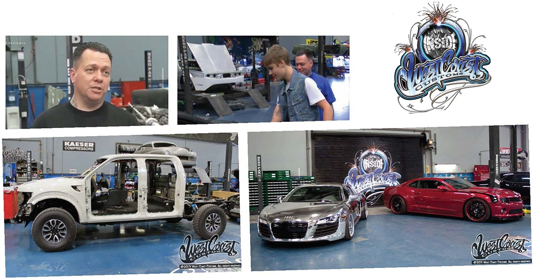 Inside West Coast Customs TV Show