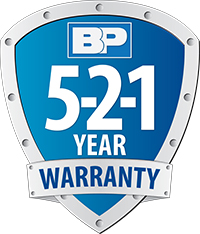 BendPak 5-2-1 Year Warranty Shield