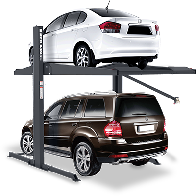 PL-7000XR 7,000-lb. Capacity / Two-Post Parking Lift / SPECIAL ORDER