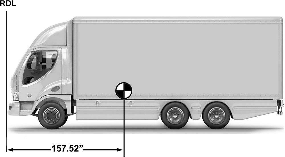 Tandem Axle Trailer Final Wheel Balancing Weight