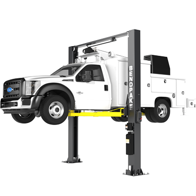 Bendpak Xpr 9 >> 2 Post Car Lift 2 Post Truck Lift 2 Post Car Lifts Two