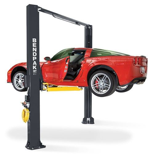 BendPak's Two-Post Car Lifts