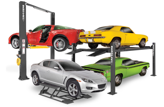 Best Car Lifts by BendPak