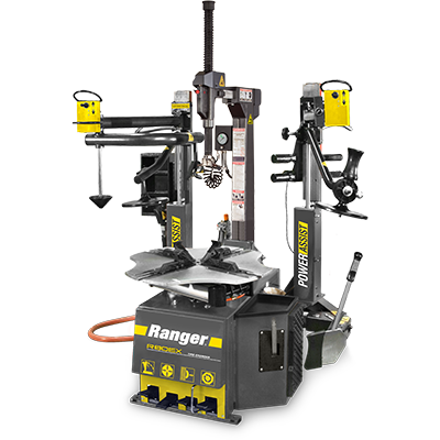 "R80EX Tilt Back / Dual-Tower Assist / 34"" Clamping Capacity"