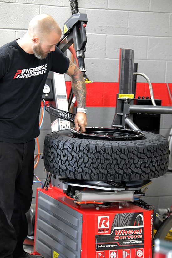 Best Tire Changers
