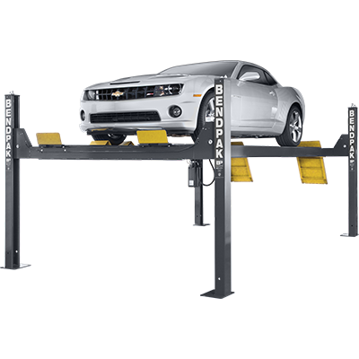 HDS-14 14,000-lb. Capacity / Four-Post Lift / Standard Length